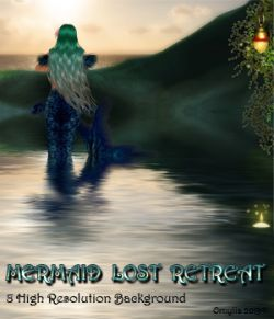 Mermaid lost retreat