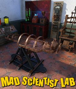 MAD Scientific LAB for DS Iray