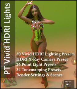 Paper Tiger's Vivid HDRI Lighting