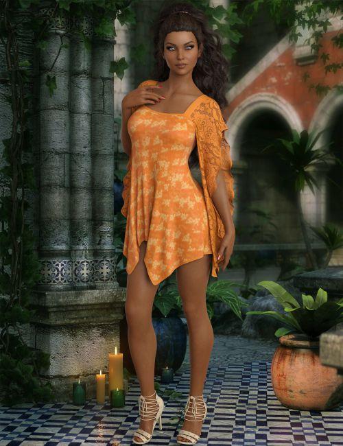 InStyle - dForce - Belinda Dress for G8F