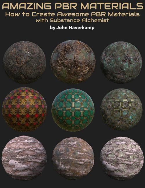 How to Make Amazing PBR Materials