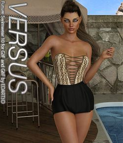VERSUS - Future Swimwear 10 for G3F and G8F