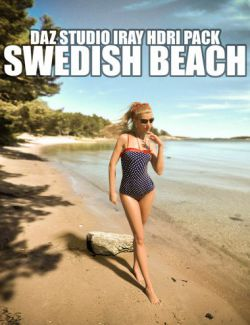 Swedish Beach - Daz Studio Iray HDRI Pack