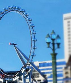 LONDON_EYE - Extended license