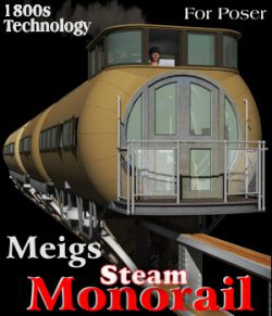 Meigs Steam Monorail