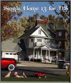 Single Home 13 for DS