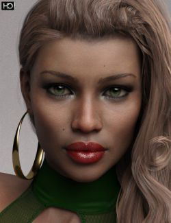 Jennifer HD for Genesis 8 Female