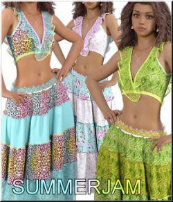 Summerjam - dforce Flower Child