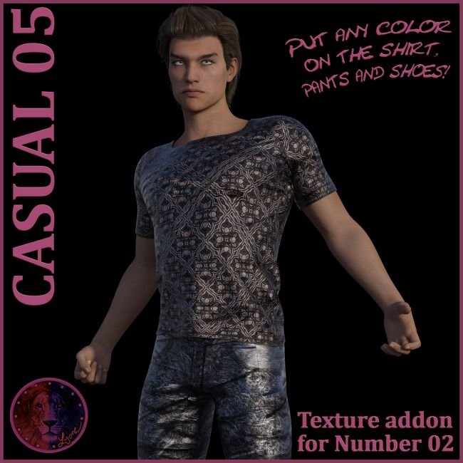 Casual 05 for Lyones Number 2