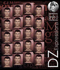 DZ G8M ExpressionZ - Smiles