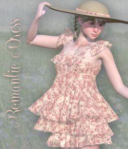 Romantic Dress for LaFemme