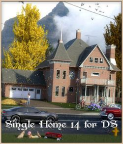 Single Home 14 for DS