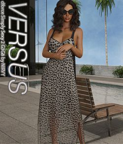 VERSUS- dforce Simply Sexy 2 G3G8