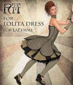 RA for Lolita Dress