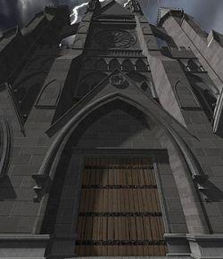 Northern Transept