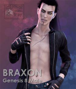 Braxon for Genesis 8 Male