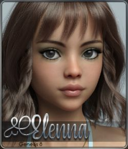SASE Elenna for Genesis 8