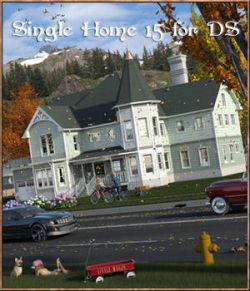 Single Home 15 for DS