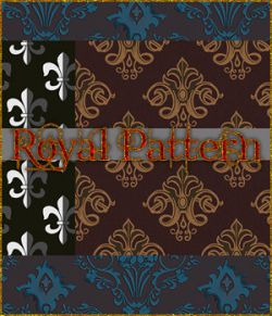 Seamless Royal Patterns