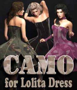 Camo for Lolita Dress