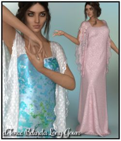 dForce- Belinda Long Gown for G8F