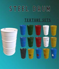 Prop - Steel Drum