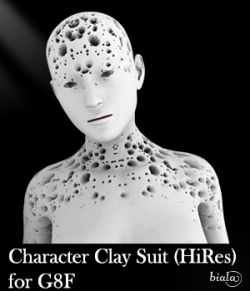 Character Clay for G8F