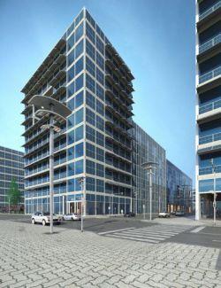 Contemporary Buildings Hyper Kit