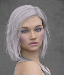 KrashWerks ZOIE for Genesis 8 Female