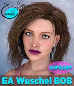 EA Wuschel BOB for Genesis 8 & 3 Females