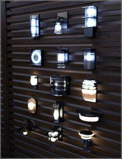 Contemporary Wall Lighting Vol 1