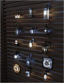 Contemporary Wall Lighting Vol 2