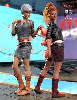 Renardeau Outfit Textures