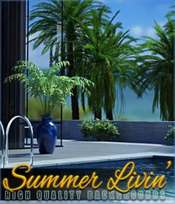 Summer Livin Backgrounds