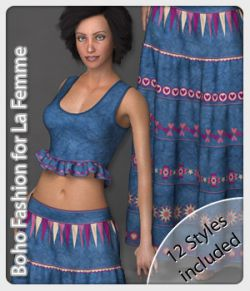 Boho Fashion for La Femme