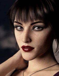 Eleanor HD For Genesis 8 Female