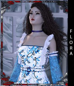 Flora for Isobel Outfit