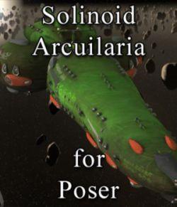 Solinoid Arcuilaria for Poser