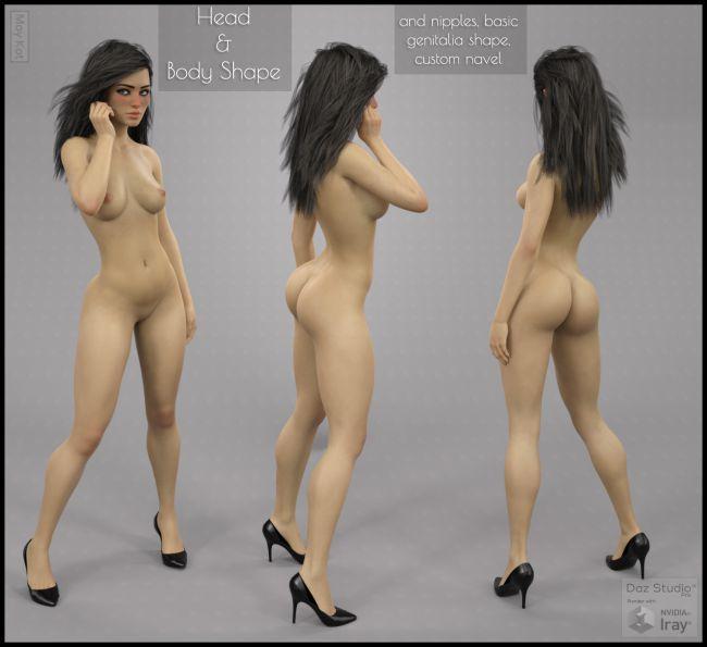Eily For Genesis Female Figure Assets Colorgaleria Xnxx 1