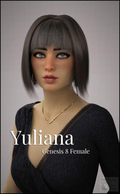 MYKT Yuliana for Genesis 8 Female