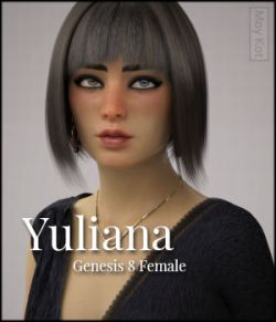 MYKT Yuliana for Genesis 8 Female