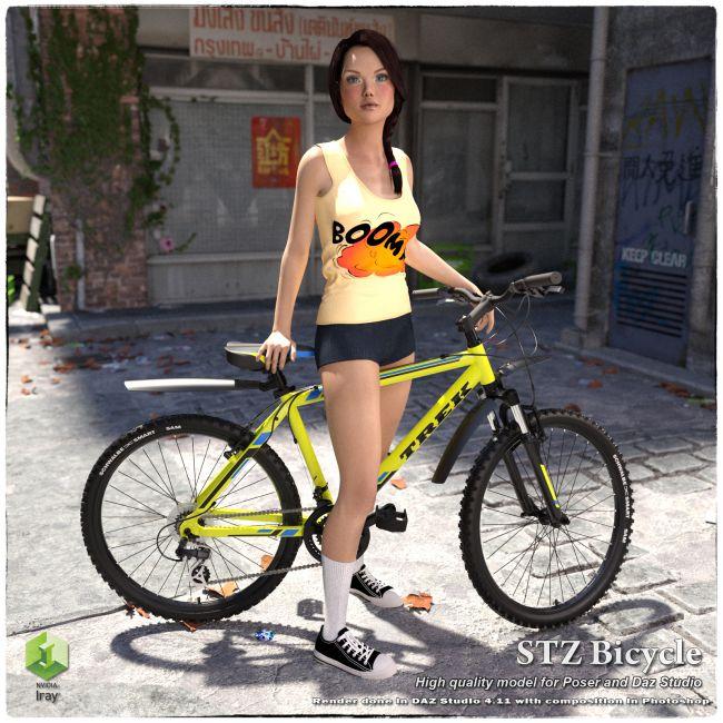 STZ Bicycle