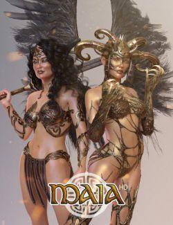 Maia HD for Ellithia 8