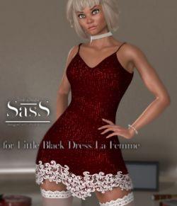 SasS Little Black Dress_LaFemme
