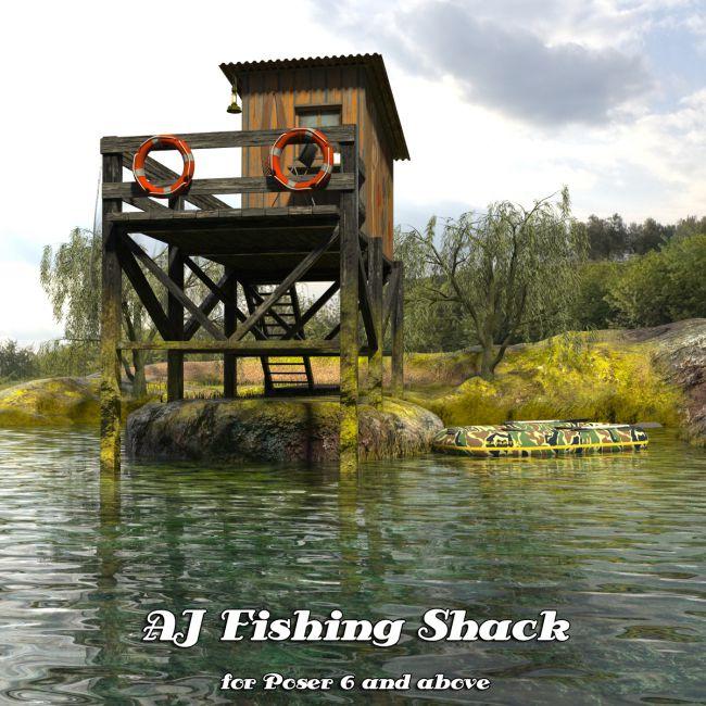 AJ Fishing Shack