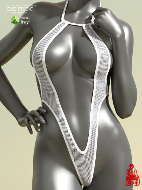 Micro Bikini for Genesis 3 Females