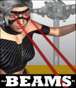 Make It Yourself Sci-Fi BEAMS for Daz Studio 4