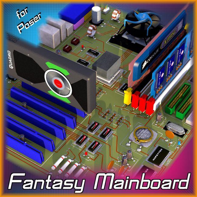 Fantasy Mainboard