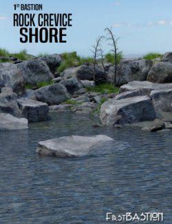 1stB Rock Crevice Shore