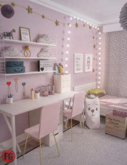 FG Girls Room
